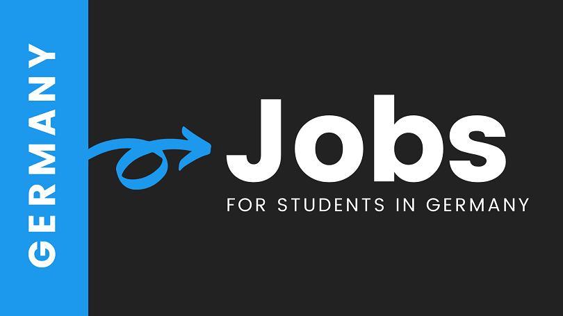 Jobs for Students in Germany
