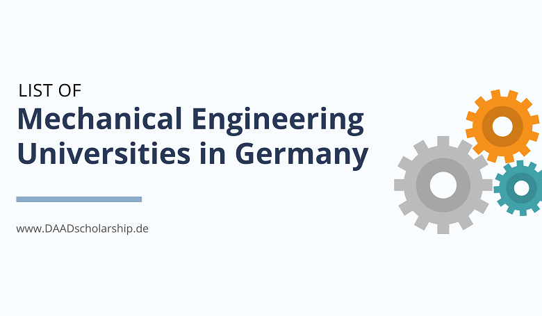 Photo of Top 5 Mechanical Engineering Universities in Germany