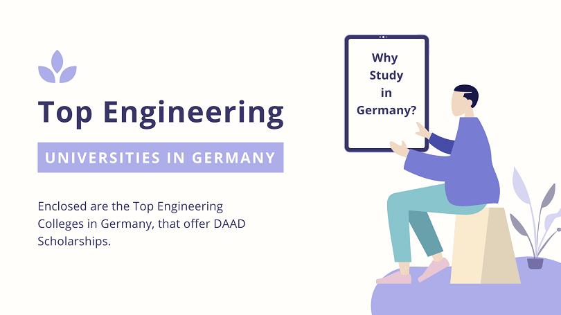 List of Top Engineering Universities in Germany