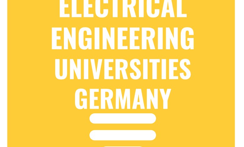 Photo of Top 5 Electrical Engineering Universities in Germany