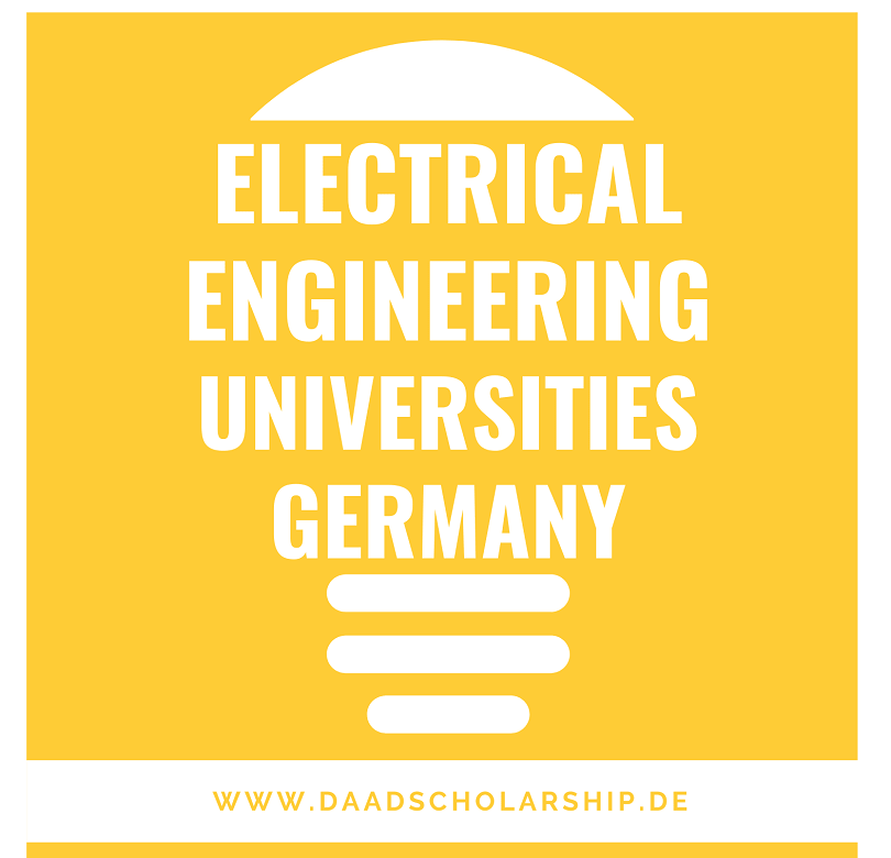 Top Ranked German Universities for Electrical Engineering