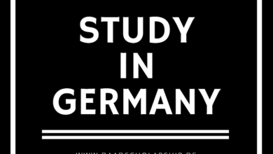 Photo of 9 Steps to Study in Germany: How to Get Admission in German Universities and Colleges?