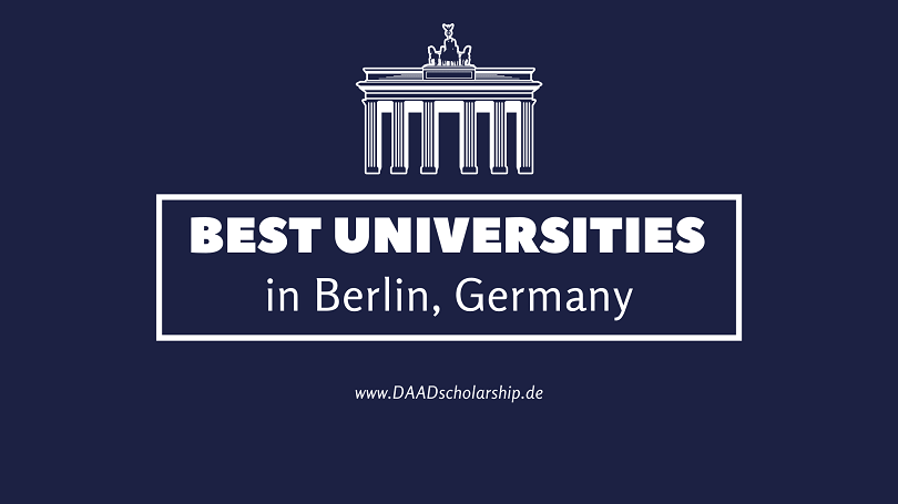 Best Universities in Berlin Germany