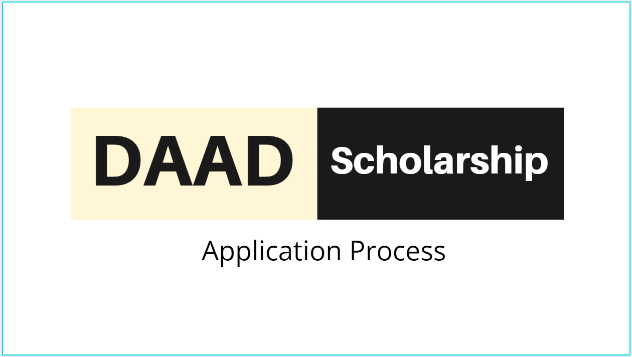 DAAD Scholarship Application Process