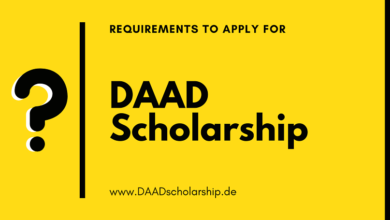 Photo of DAAD Scholarships 2021-2022 Application Requirements and Procedure FAQ