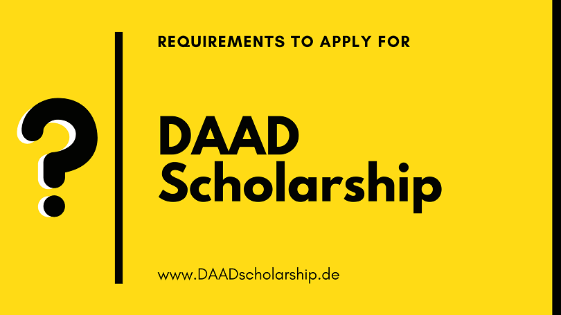 DAAD Scholarship Application Requirement Questions and Guidelines