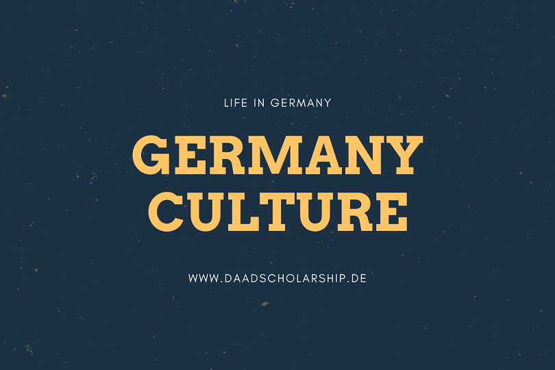 Germany Culture, tradition, and life in Germany