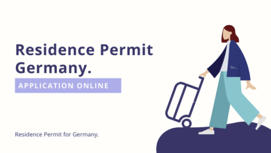 Photo of Germany Residence Permit Application Online