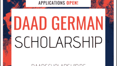 Photo of Instructions on DAAD Scholarship Application 2021 Roundup