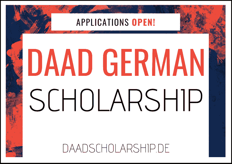 Germany Scholarship - DAAD Scholarships
