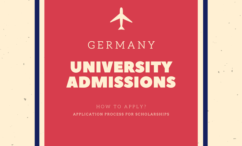 Photo of Germany University Admissions Guidelines and Process