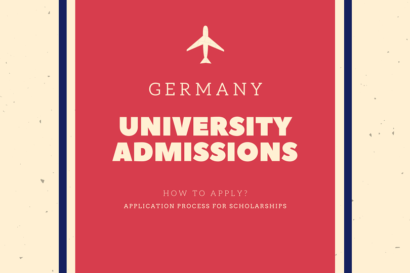 Germany University Admissions Guidelines and Process