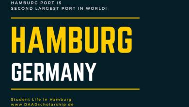 Photo of Hamburg Germany, Port, History, Architecture, and Life