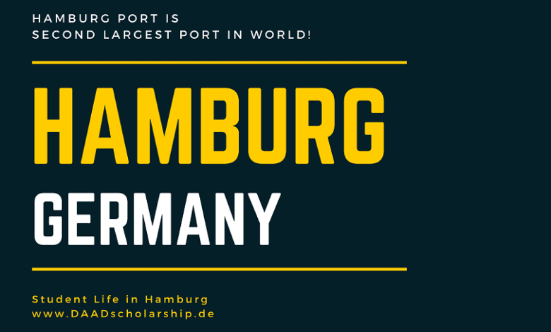 Photo of Hamburg Germany, Port, History, Architecture, and Life