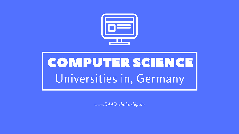 List of Top Ranked and Best Computer Science Universities in Germany