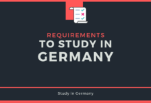 Photo of Requirements to Study in German Colleges and Universities