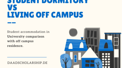 Photo of University Dormitory VS Off Campus Accommodation in Berlin
