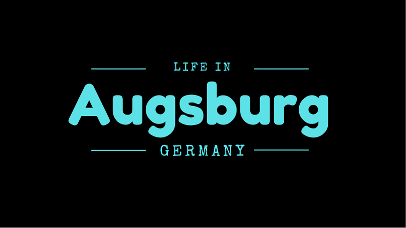 Studying and Living in Augsburg Germany