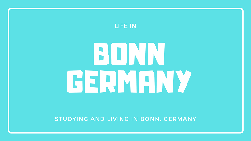 Studying and Living in Bonn, Germany