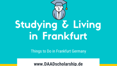 Photo of Studying and Living in Frankfurt, Germany