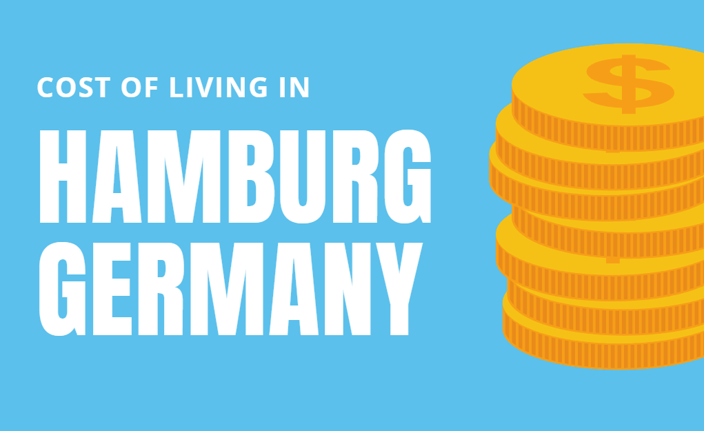Cost of Living and Accommodation cost in Hamburg Germany