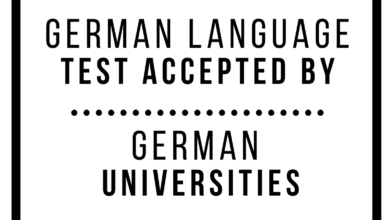 Photo of German Language Tests Accepted by German Universities
