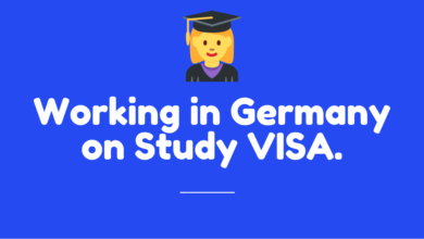 Photo of Working in Hamburg on German Student VISA
