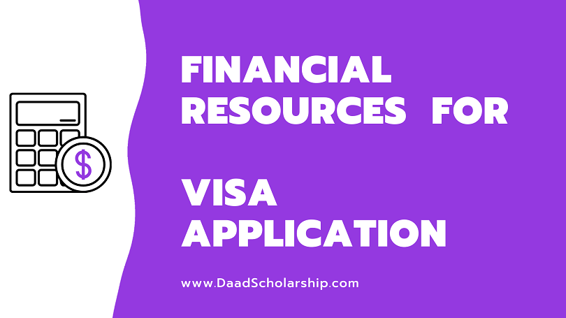 How to Proof Your Financial Resources while Applying For German Student Visa
