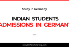 Photo of German Scholarships and Admissions for Indians 2021-2022: Study Requirements in Germany for Indian Students