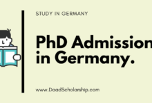 Photo of Ph.D. Admission Criteria of German Universities for international students
