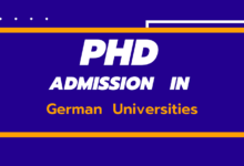 Photo of PhD Admission Requirements of all German Universities for international Students