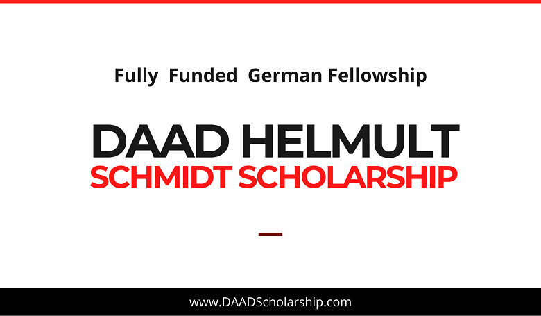 Photo of DAAD Helmut Schmidt Scholarship Programme 2021-2022